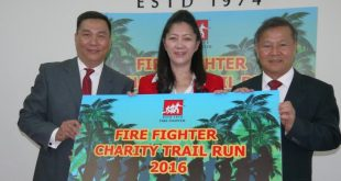 Feature Fire Fighter Trail Run 2016