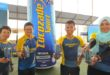 The unveiling of the Lucozade Sport Can Variant