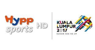 Logo SEA Games HyppTV
