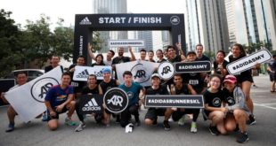 1adidas Runners Kuala Lumpur launched today with 8km city run (16)