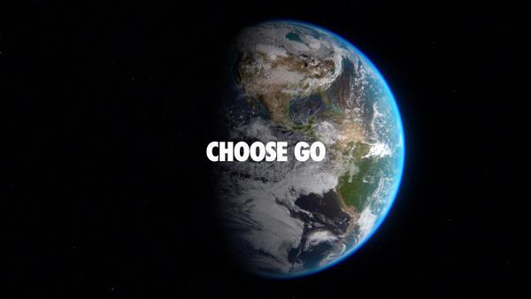 choose go nike