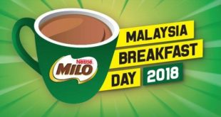 milo breakfast day